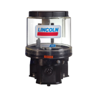 Lincoln P203 Pump Lubrication Equipment